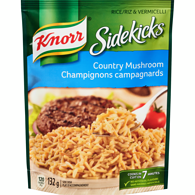 Sidekicks Country Mushroom Rice & Vermicelli Side Dish