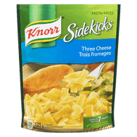 Sidekicks Three Cheese Pasta Side Dish