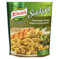 Sidekicks Parmesan Pesto Pasta Side Dish