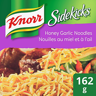 Sidekicks Honey Garlic Noodles Pasta Side Dish