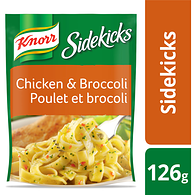 Sidekicks Chicken & Broccoli Fettuccine Pasta Side Dish