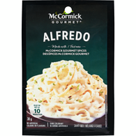 International Sauce Mix, Alfredo