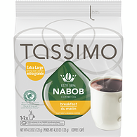 Nabob Breakfast Blend, Large
