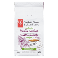 Flavoured Decaffeinated Ground Coffee - Vanilla Hazelnut