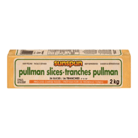 Process Cheese, Pullman Slices