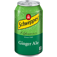 Tray Ginger Ale (Case)