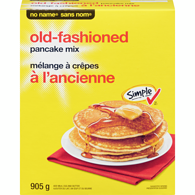 Pancake Mix, Old-Fashioned