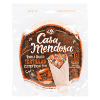 Medium Tortillas, Whole Wheat
