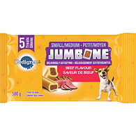Jumbone Chews for Small/Medium Dogs
