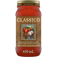 Di Siena Sauce, Fire Roasted Tomato & Garlic