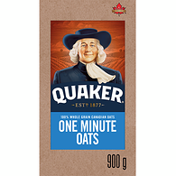 Oats, One Minute