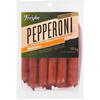 Pepperoni Sticks