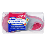 Custom Fit Orthotics, CF420