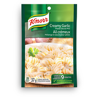 Creamy Garlic Pasta Sauce Mix