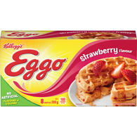 Eggo Waffles, Strawberry