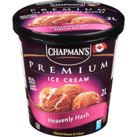 Premium Ice Cream, Heavenly Hash