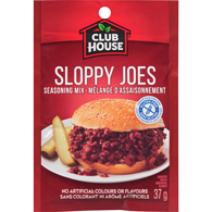 Seasoning Mix, Sloppy Joe