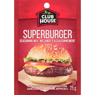 Superburger Seasoning Mix