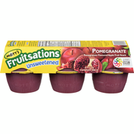 Fruitsations, Unsweetened Apple Pomegranate