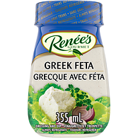 Salad Dressing, Greek Feta