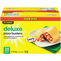 Pizza Busters, Deluxe Club Pack