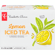 Lemon Iced Tea Naturally Flavoured