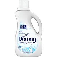 Fabric Softener, Free & Gentle