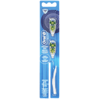 Complete Action Refill with Anti-Microbial Bristle Protection