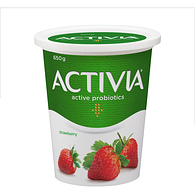 Strawberry 2.9% M.F. Probiotic Yogurt,650g