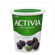 Prune 2.9% M.F. Probiotic Yogurt,650g