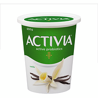 Vanilla 2.9% M.F. Probiotic Yogurt,650g