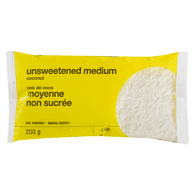 Unsweetened Medium Coconut