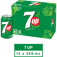 7UP Soda (Case)