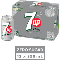 Diet 7UP Soda