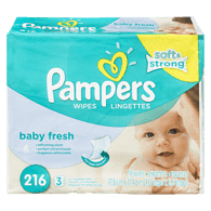 Baby Fresh Wipes