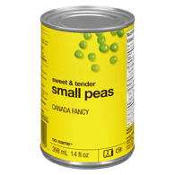 Sweet & Tender Small Peas