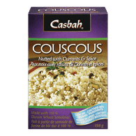 Couscous, Nutted with Currants & Spice