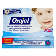 Regular Strength Gel for Teething