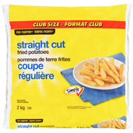 Straight Cut French Fries
