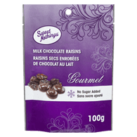 Milk Chocolate Raisin