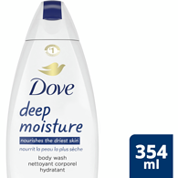 Deep Moisture Body Wash