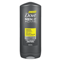 Men+Care Body and Face Wash, Fresh Awake