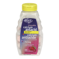 Antacid, Extra Strength Berry