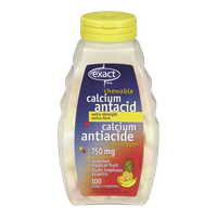 Antacid, Extra Strength Fruit