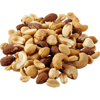 Mixed Nuts 50% Peanuts Unsalted