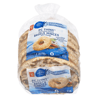 Blue Menu Thin Multigrain Bagels