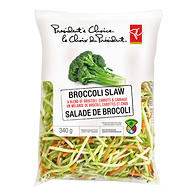 Coleslaw, Broccoli