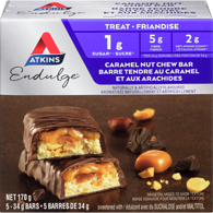 Endulge, Caramel Nut Chew