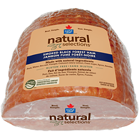 Natural Selections Black Forest Ham (Thin Sliced)
