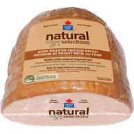 Natural Selections Oven Roasted Chicken (Thin Sliced)